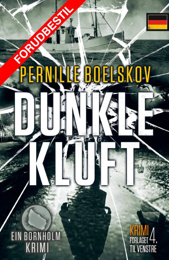 Dunkle Kluft af Pernille Boelskov - forsiden - forudbestil